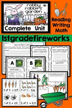 Complete CCSS Unit of Study Grade 1 CCSS Unit of Study Includes: Pre/Post Assessments & Rubrics Non Fiction Text Comprehension Questions How To Writing Categorizing Compare Contrast Graphic Organizers Fraction Game Graphing Printables with Extension Qu Student Teaching, Teaching Resources, Teaching Ideas, Creative Teaching, Kindergarten Teachers, Teaching Materials, Teaching Tools, Lessons For Kids, Science Lessons