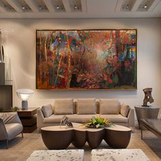 contemporary living room by Lynbrook of Annapolis, Inc.