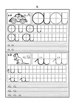 Cursive, Creative Teaching, Diy For Kids, Worksheets, Preschool, Album, Archive, Activities, Kindergarten