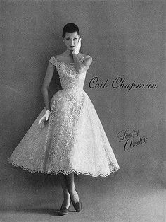 Now that's a classic wedding dress :) Maybe you'll see me in something similar one day!