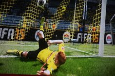 EA brought out the big guns for 2014 with 'Star Wars: Battlefront,' 'Mirror's Edge and updates to its sports franchises. Fifa 15, Ea Games, Big Guns, Star Wars, Stars, Canon, Sterne, Starwars, Star