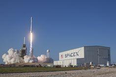 Mission réussie pour SpaceX: un lanceur Falcon 9 a été utilisé deux fois