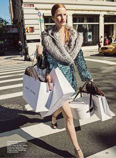Sequin coat...love. BUT FAUX FUR OR NO FUR.