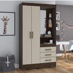 Fitted Wardrobe Interiors, Wardrobe Interior Design, Wardrobe Design Bedroom, Bedroom Bed Design, Bedroom Furniture Design, Home Decor Furniture, Room Decor Bedroom, Wardrobe Cabinet Bedroom, Wardrobe Room
