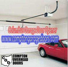 Call Us For Garage Door Openers in Columbus  http://www.comptongaragedoors.com/openers