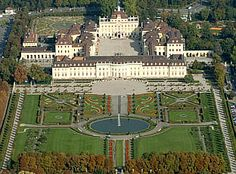 Schloss Ludwigsburg-I got to work here when I was on an exchange program years ago.