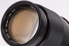 Canon FD 135mm f2.5 S.C. Telephoto Prime MF lens in EX CONDITION from Japan