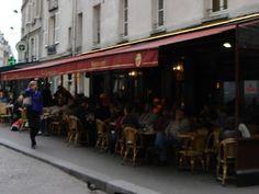 Paris - La Contrescarpe - France