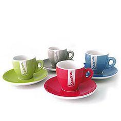 Vespa. Cappuccino. Mugs. WINNING.