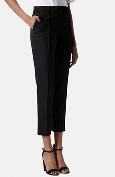 Topshop Crop Cigarette Pants (Regular & Short) - perfect for my wife.