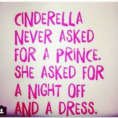 #NightOff Cinderella Quotes, Night Quote, Prince, Kiera Cass, Funny, So True, Things, True Stories, Sassy Quote