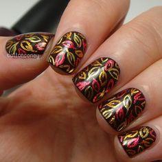 Instagram media by cottonconey #nail #nails #nailart