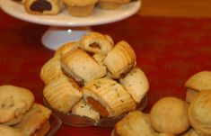 Yum Alert: Cookies Filled with Fig, Dates and Apricot