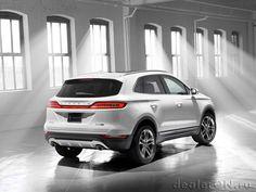 Первый взгляд: кроссовер Lincoln MKC 2015 | Новости автомира на dealerON.ru