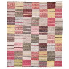 """I pinned this Shanbah Kilim Modern 7'2"""" x 6'7"""" Rug from the Loominary event at Joss and Main!"""