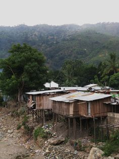 Family home overlooking river in Dili, East Timor http://www.travelbrochures.org/123/asia/holiday-trip-to-east-timor