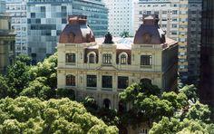 Palácio da Justiça Federal - Centro do Rio de Janeiro