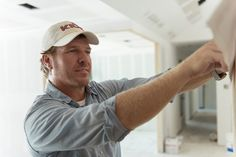 Chip Gaines with Kil