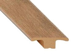 Wheat Field Oak Laminate Waterproof 1.75 in wide x 7.5 ft Length Low Profile T-Molding Engineered Vinyl Plank, Vinyl Plank Flooring, Laminate Flooring, Rocky Hill, Lumber Liquidators, Wheat Fields, Moldings, Profile, Rooms
