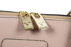 Versace 19.69 Abbigliamento Sportivo Ladies Top Handle Taupe Handbag C151/52 SPECCHIO LOTUS