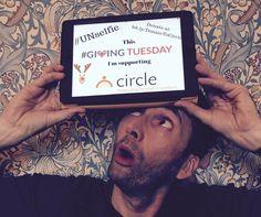 David Tennant Shows His Support For Circle On #GivingTuesday | David Tennant News From www.david-tennant.com