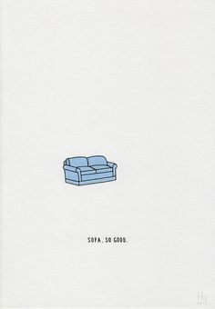 CJWHO ™ (Minimalist Illustrations That Will Make You Smile...) — Designspiration