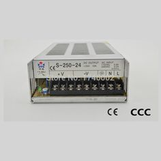 34.01$  Watch now - ac to dc 250W 13.5V 18A supIy 13.5v 250w converter quaIity S-250-13.5 Ied driver source swtching pwer supIy voIt  #aliexpresschina