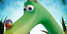 "Pixar's The Good Dinosaur Being ""Completely Reimagined"" | moviepilot.com"