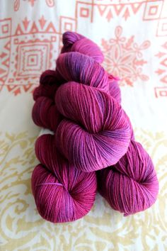 Dream In Color Smooshy Hand Dyed Yarn 19 Gorgeous Colors  Superwash Merino 3-ply #DreamInColor #HandDyed