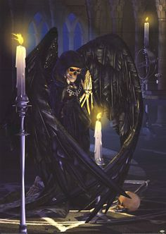 Time waits for NO one, but The Grim Reaper Does.....
