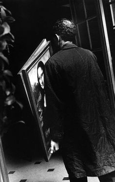 Ralph Gibson, Chiaroscuro Portfolio, 1982