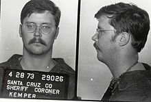 Edmund Kemper III. Born 1948. Convicted of 10 murders. He was also known as the Co-ed Killer. He had a borderline personality disorder.