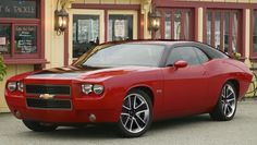 Will the new 2014 Chevelle be making a big comeback? #chevelle #chevy