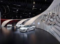 Audi - Brand Pavilion Wolfsburg 2012 | Schmidhuber