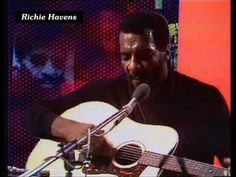 Richie Havens - Here Comes The Sun (live 1971)  ...  see you around Mr. Havens ... your music lives on.