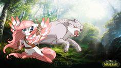PonyGame: WOW - Sakura by LessaNamidairo.deviantart.com on @DeviantArt