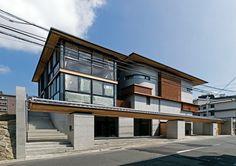キアラ建築研究機関  『五条坂の家』  http://www.kenchikukenken.co.jp/works/1427956589/270/