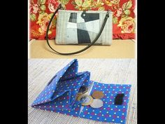 Fabric Craft Ideas - Handmade Bags and Purses .