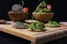 Pateu vegetal de ciuperci și broccoli! - dolce far verde