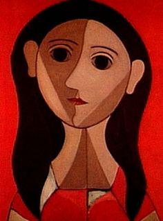 PINTORES LATINOAMERICANOS-JUAN CARLOS BOVERI: Pintores Brasileños: MILTON DACOSTA