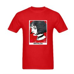 Mathilda Red T-Shirt