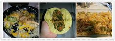 Skinny enchiladas (lower fat and delicious enchiladas)!