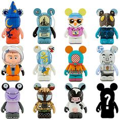 Vinylmation Park 8 Series Tray | Vinyl Figures | Disney Store | $310.80