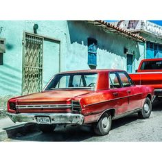 Dodge Dart, en Timotes, Edo. Mérida