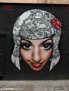 #streetart # 3dom