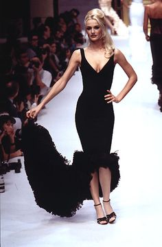 Herve Leger - Ready-to-Wear Spring / Summer 1996