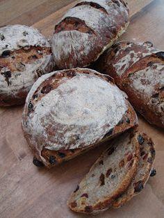 Smakelijck: Brood bakken met zuurdesem!