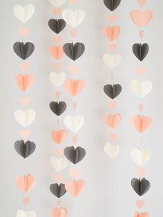 Guirnalda Heart You  de la tienda Almacén Feliz - #TiendaOnline #TiendaNube