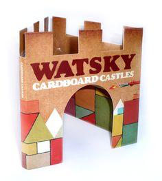 Watsky CARDBOARD CASTLES on Behance