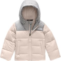The North Face Moondoggy Hooded Down Jacket - Toddler Girls